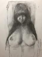 裸婦 XVII